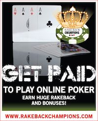 Online Poker Rakeback for Carbon Poker, PKR, Unibet, Party Poker, Cake Poker, Aced, etc