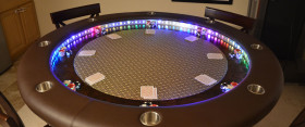 5 Unforgettable Custom DIY Poker Tables (and how to build it!)